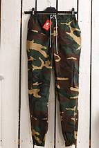 Камуфляжные штаны, камо, стильные, удобные, фото 3