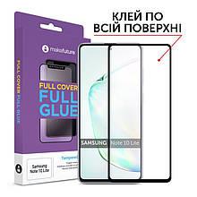 Захисне скло MakeFuture для Samsung Galaxy Note10 Lite SM-N770 Full Cover Full Glue, 0.33 mm (MGF-SN10L)