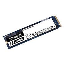 SSD 1ТВ Kingston A2000 M. 2 2280 PCIe NVMe 3.0 x4 3D TLC (SA2000M8/1000G)