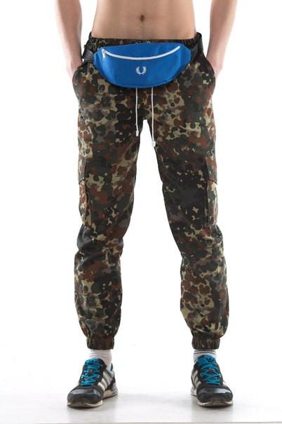 штаны карго камуфляжные Ястреб