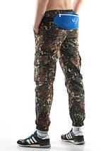 Штаны карго камуфляжные Ястребь ( германия), фото 2