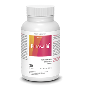 Purosalin (Пуросалин) - капсулы для похудения