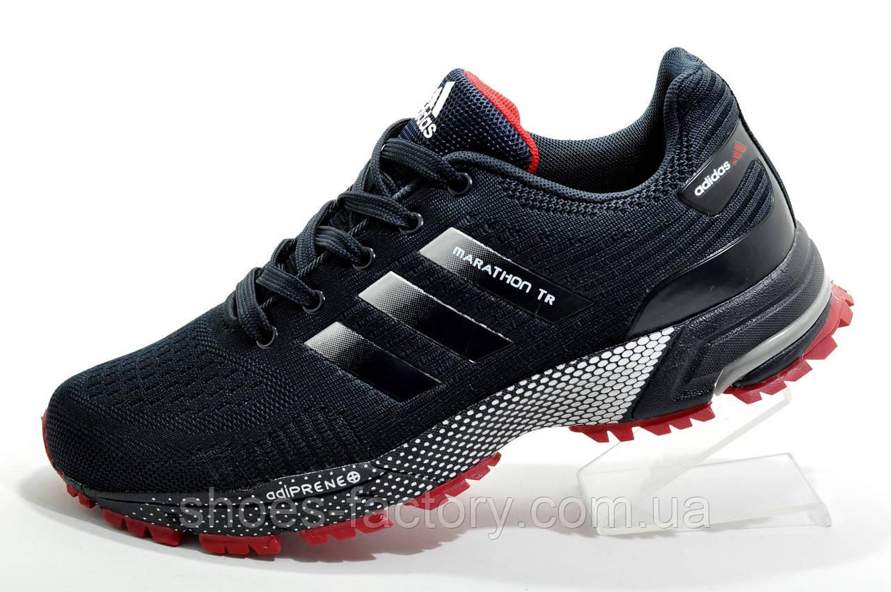 Бігові кросівки в стилі Adidas Marathon TR 2020, Dark Blue