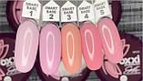 Камуфлирующая база Oxxi Smart Base №1 (розовая) - 30мл, фото 2