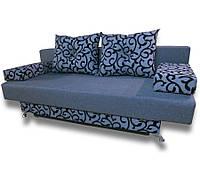 Диван - Кровать Ника (Вензель Серый)