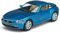 """Машина Kinsmart KT5318W """"BMW Z4 COUPE"""""""