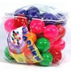 """Кульки малі """"в сумці 45 шт."""", ТМ Бамсик, 026/1"""