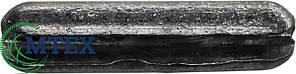 Сетевые свинцовые грузила 15 грм. зажимные