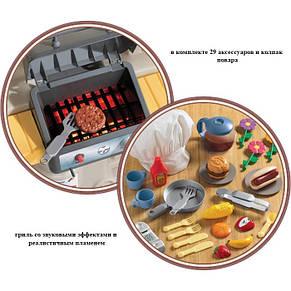 Кухня двухсторонняя с барбекю Little Tikes , фото 3