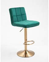 Барне крісло, стілець візажиста HR8052W, фото 1