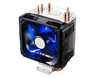 Кулер процессорный CoolerMaster Hyper 103 (RR-H103-22PB-R1), Intel: 2011/1150/1155/1156/1366/775, AMD: FM1/FM2/AM2/AM3/AM3+, 108x89.5x138.5 мм, 4-pin