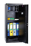 Офисный сейф ЕС-95К.Т1.П2.9005, фото 2