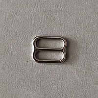 Регулятор перетяжка 11 мм нікель