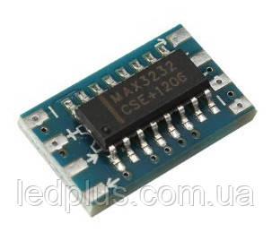 Преобразователь UART-TTL -> RS-232