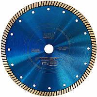 Алмазный диск по бетону Kona Flex 230 х 2,8 х 10 х 22,2 Turbo, фото 1