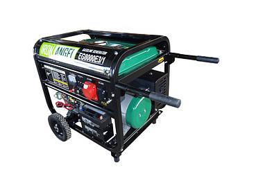 Бензиновый генератор Iron Angel EG8000E3/1