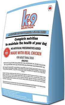 Сухой корм для щенков мелких пород K9 Selection Puppy Small Breed 20 кг