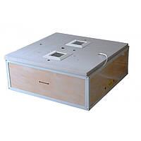 Инкубатор Курочка Ряба 130 яиц с вентилятором, механическим переворотом