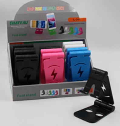 Тримач телефон L 301 (Ціна за упаковку 12 штуки)