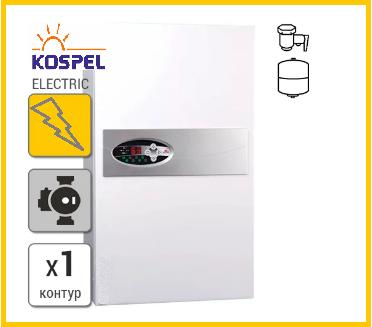 Электрокотел Kospel EKCO.LN2 + Бак 6л. 4-6-8-12-15-18-24 кВт (220/380)