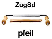 Pfeil ZugSd, прямая кюретка