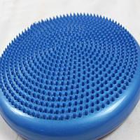 Подушка балансировочная FI-4272 BALANCE CUSHION (резина, d-33см x 5см, 900гр, цвета в ассортименте)