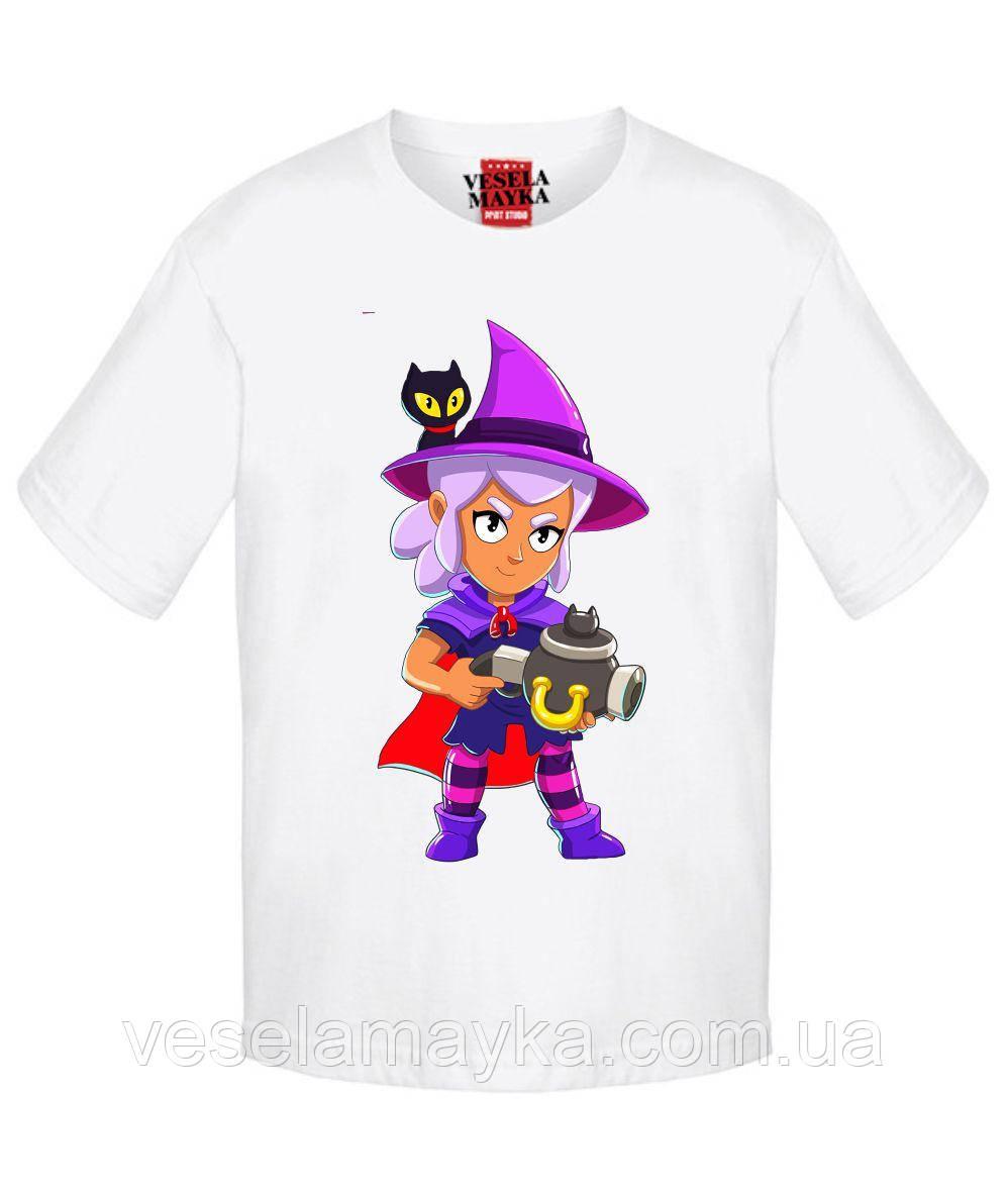 Детская футболка BS Ведьма Шелли (Shelly)