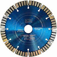 Алмазный диск по бетону Kona Flex 150 х 2,5 х 12 х 22,2 Segmented Turbo