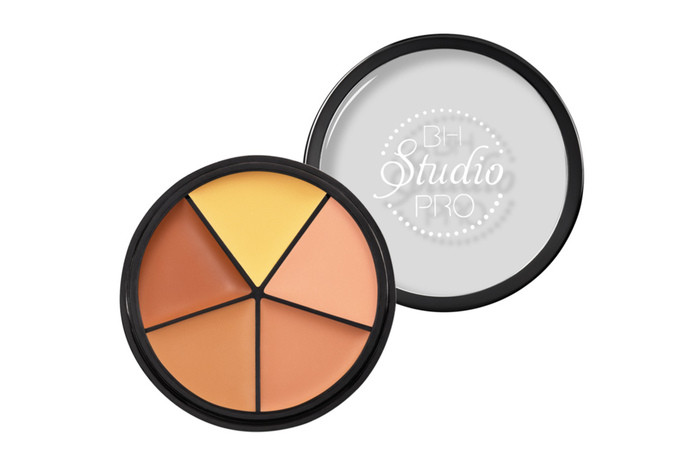 Кремовый консилер Light - medium Studio Pro Perfecting Concealer BH Cosmetics Оригинал - Интернет - магазин оригинальной американской косметики Beverly Hills в Умани