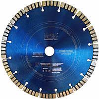 Алмазный диск по бетону Kona Flex 230 х 2,8 х 12 х 22,2 Segmented Turbo, фото 1