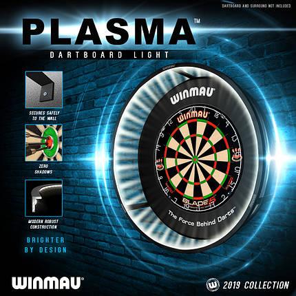 Фирменный набор для игры в дартс Winmau LED Lux, фото 2