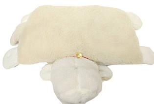 Подушка-игрушка Овечка Холли Размер 43х34 см, фото 3