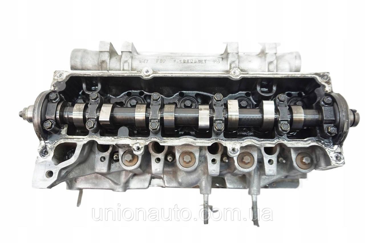 Головка блока цилидров , ГБЦ Двигателя 1,5 dci 1617 7701473181 Renault Ni
