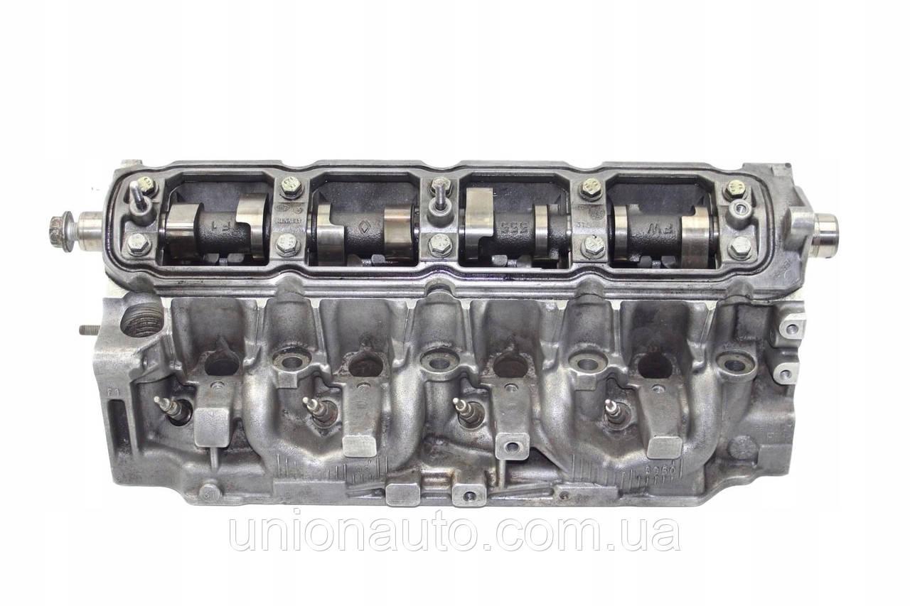 Головка блока цилидров , ГБЦ Двигателя 5950 1,9 DTI Renault Megane Scenic