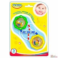 Игрушка гантелька для малышей BeBeLino 4823091300479