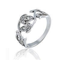 Необычное кольцо резное Мокка