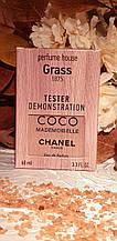Женский тестер коко мадмуазель Coco Mademoiselle 60 ml in wood (лиц) пробник парфюм аромат духи запах