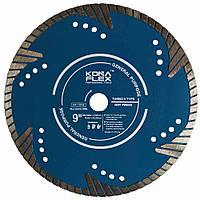 Алмазний диск Kona Flex 230 х 3,2 х 9(30) х 22,2 Глибокий рез, фото 1