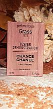 Женский тестер шанс тендер Chance Eau Tendre 60 ml in wood (лиц) пробник аромат парфюм духи запах