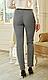 Жіночі трикотажні штани, стрейч, пояс гумка, дрібний принт р. 42,44,46,48,50,54,56 , штани, фото 3