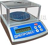 Весы лабораторные ФЕН-300Л (0,01 грамм), фото 6