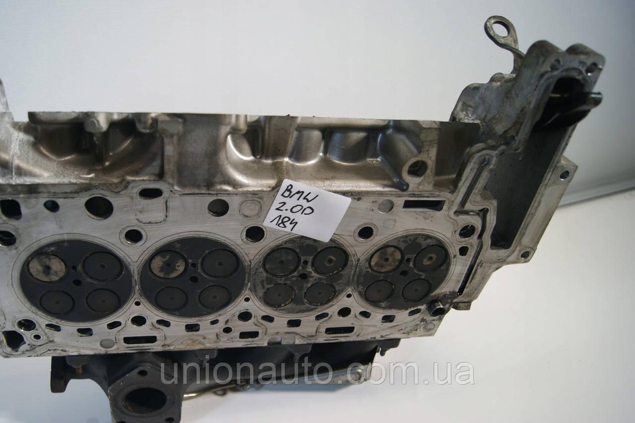 Головка блока цилидров , ГБЦ BMW F10 2.0 D 184KM
