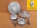 Проставки Рено Трафик, Опель Виваро, Renault Trafic, Opel Vivaro для увеличения клиренса комплект перед и зад, фото 3