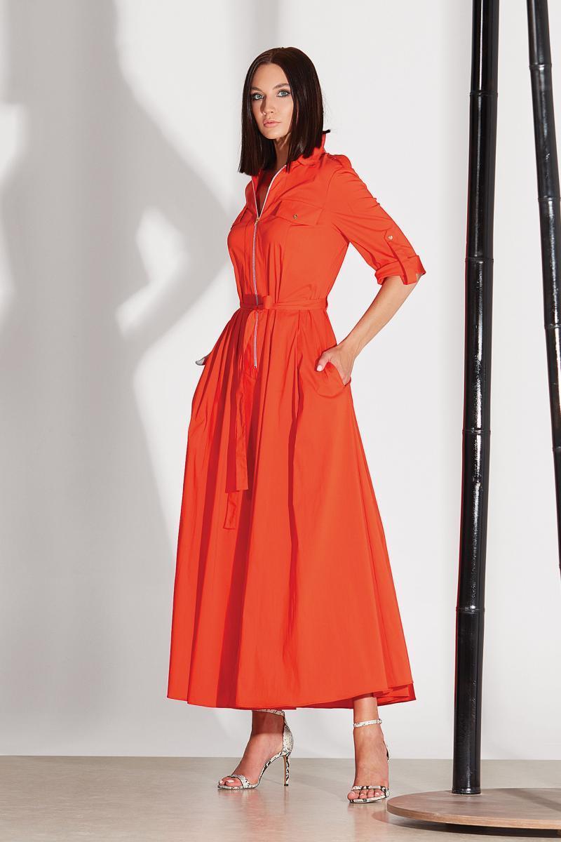 Женское платье в стиле сафари Noche Mio, RIO 1.165