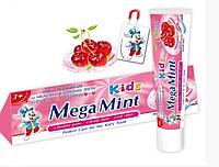 "Зубная паста для детей Mega Mint (50мл.) ""Вишня"""