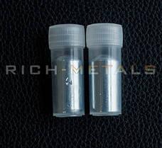 Металл Галлий 20 грамм с чистотой 99.99%. Металл который плавится в руке. Ga, фото 3