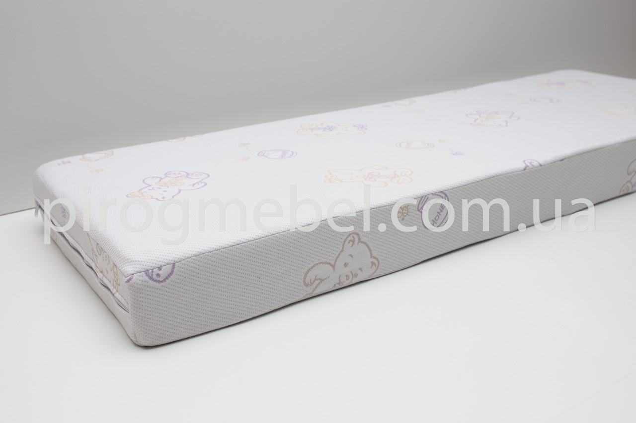 Детский матрас с мемори 70*190 , 8 см