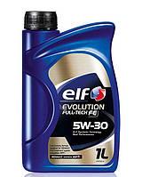 Моторное масло 5W30 C3 LLX ELF Evol FullTech 1л