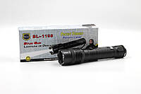 Фонарик BL-1158 + отпугиватель (шокер)