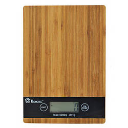 Кухонные весы ACS KE-A до 5kg Domotec MS-A